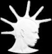 mare dresura frizura logo logotip znak